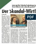 Anarchie im Freistaat