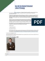Profesionales de la Salud Mental advierten sobre Trump.docx