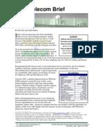 India Telecom Brief April 2004