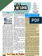 """08-01-2010 Boletín Semanal """"El Conquistador"""""""