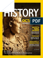 National Geographic History July August 2017