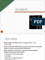 Oran Analizi 2014