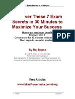 7ExamSecretsIn30Minutes.pdf