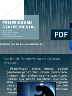 Status Mental - Periode 17 April Sd 20 Mei 2017