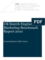 UK Search Engine Marketing Report 2010