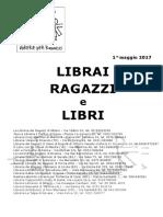 Librai Ragazzi e Libri Maggio 2017