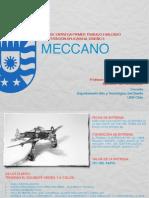 CONDICIONES ENTREGA MECCANO