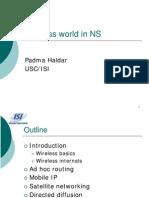 Wireless World in NS-1