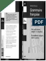 Nathalie Baccus Grammaire Francaise 2002