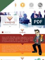 Vinsys Brochure