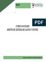 Curso Completo Presentación-Avanzado de Sistemas de Alivio y Venteo