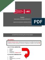 IDEC- PG Periodismo y Comunicación de Moda. Las Agencias de Comunicación.2015 Alumni