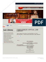 1987 Constitution of the Republic of the Philippines - Chan Robles Virtual Law l