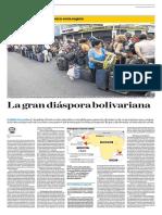 La Gran Diáspora Bolivariana