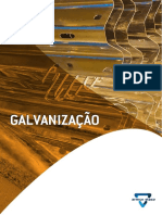Folder Galvanização