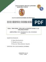 proceder etico de las inst.y org..docx