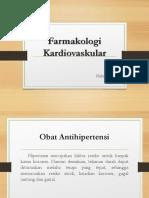 Farmakologi-Kardiovaskular