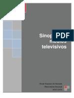 Sinopsis Medios Televisivos 30-07-10
