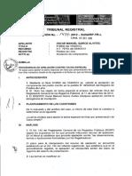 Resolución 1454 2012 Sunarp Tr l