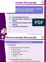 MAI09 T12 Mercados Financieros y Pol Monetaria