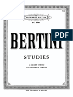 12ShortStudies Bertini