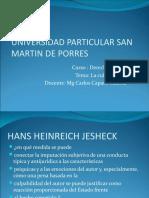 Universidad Cientifica del Peru-culpabilidad.ppt