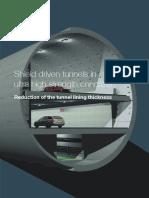 TW Groeneweg - Shield Driven Tunnels in UHSC