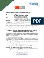 Análisis y Propuesta Sobre La Implementación de La Estrategia Regional de Recursos Hídricos
