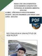 GEOLOGIA DIAPOSITIVAS