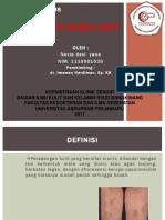 PPT Dermatitis Numularis