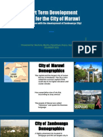 Marawi Development Plan (plandev)