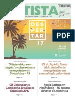 O Jornal Batista Nº 21 - 21.05.2017