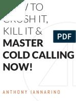 Cold Call eBook- Ian Marino