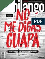 Revista 163 Chilango Junio 2017 No Me Digas Guapa