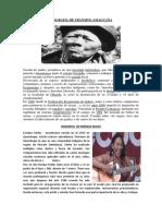 Biografia de Trànsito Amaguaña