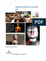 In support of religious minorities, rule of law and Lakshan Dias.docx