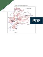Mapa Isoceráunico Del Ecuador