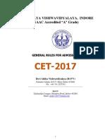 Brochure CET2017