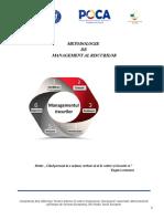 Metodologia de Management Al Riscurilor