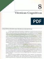 Técnicas Cognitivas (Cap 8 Terapia Cognitiva Da Depressão)