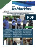 Informativo do Vereador Paulo Martins #1 - Junho de 2017