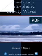 An Itroduction to Atmospheric and Gravity Waves (Partial)