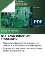 Interrupts 8086