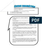 1. GENERO DRAMÁTICO CON LOS PITUFOS 7°( 21 y 22-04) (1)