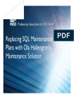 Using Ola Hallengrens SQL Maintenance Scripts.pdf