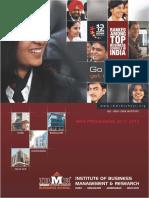 IBMR - Prospectus - Brochure