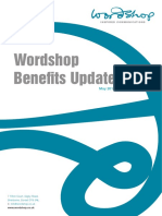 Benefits Update May 2015