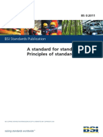 BS 0-2011 - A Standard for Standards - Principles of Standardization.pdf