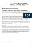Process Engineering _ Draw Insights on Distillation _ Chemical Processing