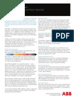 3BDD017245 B en Freelance - Life Cycle Parts Services